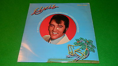 ELVIS PRESLEY : It won't seem like Christmas (without you) / Merry xmas baby 12""