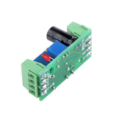 Mini 12V DC Delay Relay Delay Turn on/Delay Turn off Switch Module with Timer