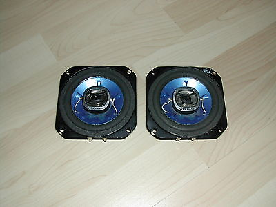 STOP HERE!!! Pioneer TS-H104 10cm Car Speakers * TESTED WORKING! *