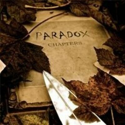 Paradox - Chapters [New CD] Professionally Duplicated CD