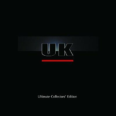 UK 'Ultimate Collector's Edition' (New CD Box Set)