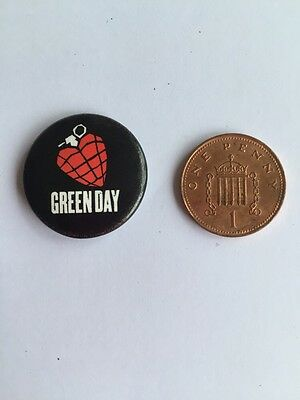 Green Day American Idiot - Button Pin Badge 2.5cm
