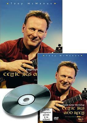 Tony McManus , Celtic Jigs and Reels, Fingerstyle Guitar Wor ... 9783938679517