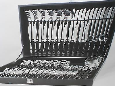 75-Piece stainless steel Cutlery set brand new