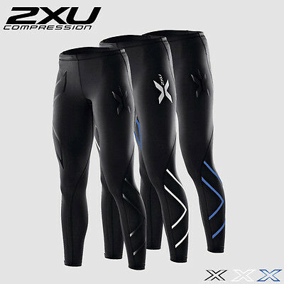 2XU Woman Compression Tights Sport Jogging Breathable Elastic Gym Workout Pants
