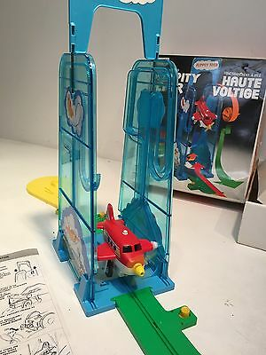 Sears Flippity Flyer Battery Operated Completed Tested & Works Very Cool Toy!