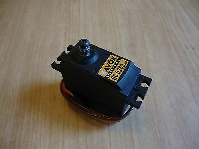 Savox Sc-0252Mg Digital Servo - Very Clean Used Condition