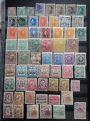 HONDURAS 1865-1932 Good Stamps Lot - Used / Mint - r22b1921