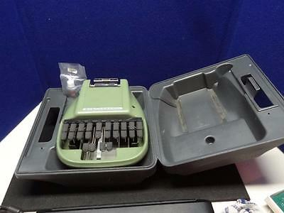 Stenograph Shorthand Machine with Case - 1584