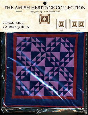 Amish Heritage collection Fabric Quilt