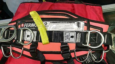Ferno Arbiter Pro Arbor Harness + 2 x Adjustable Pole Straps