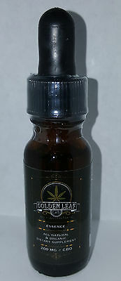 "High Potency 200mg ""Essence"" Unflavored 15ml Size Hemp Oil Plus Oral or Vape"