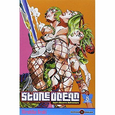 Stone Ocean, Tome 8 :