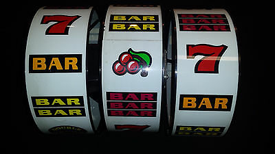 IGT  Slot Machine  Reels with Strips
