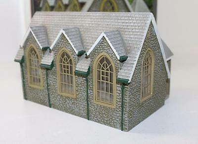 "OO 1:76 Hornby Skaledale The Old School House R8517 ""Used""  FNQHobbys Au SK036"