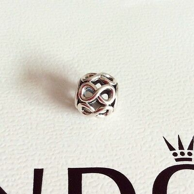 ❤️ Authentic Pandora Infinity Symbol Charm - Brand New