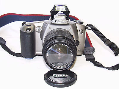 Canon eos 66 35mm Film Camera with 35-80mm Lens