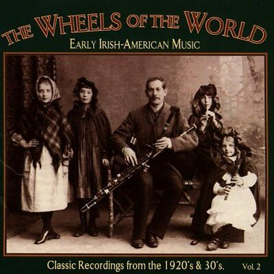 Various Artists - Wheels of the World 2 / Various [New CD]
