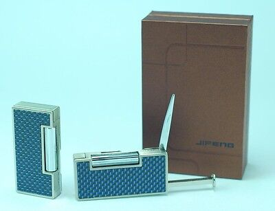 Jifeng Resin Wapped Pipe Lighter with 2Pcs Pipe Tools  02-009