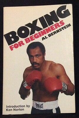BOXING FOR BEGINNERS - By Al Bernstein, Introduction By Ken Norton