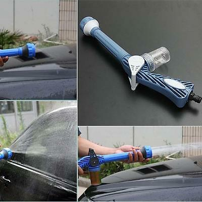 Multi Function 8in1 Jet Garden Car Water & Soap Dispenser Cannon Nozzle Spray G2