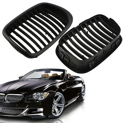 1 Pair Fence Air Flow Vents Grille Mesh For BMW E39 1995-2004 5 Series OE