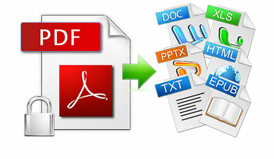PDF Converter, pdf convert to word excel HTML image, pdf edit, Convert Software