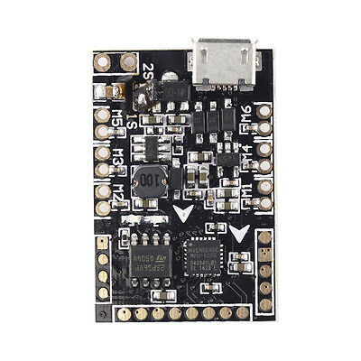 1PC CC3D_BRUSH Brushed Flight Controller Board FC 1S for Racing Drone Quadcopter