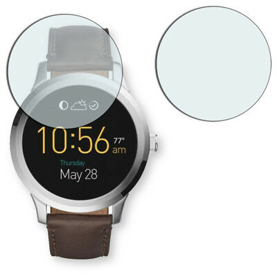2x Golebo Crystal screen protector for Fossil Q Founder 2.0