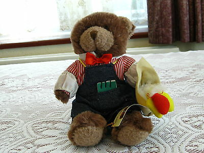 Francis the Florist from the Teddy Bear Collection