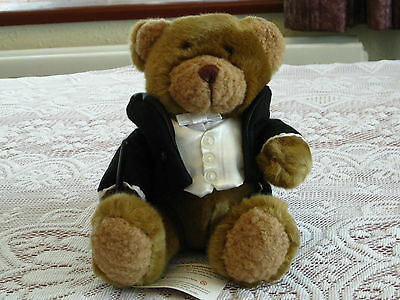 Carl the Conductor from the Teddy Bear Collection