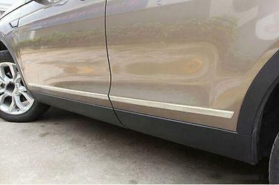 For Land Rover Discovery sport 2015 16 door side sill trim Nerf bar protection N