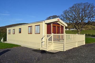 Carnaby Helmsley Lodge Static Caravan in North Wales Holiday Home