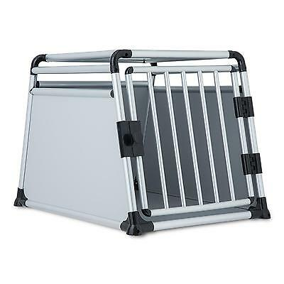 oneConcept Single Cruise transportbox 91x64x64cm resopal aluminium