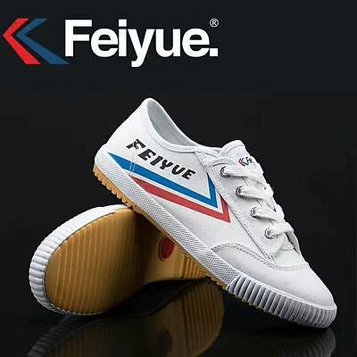 New Unisex Feiyue Shoes Sporting Shoes wushu Training Sneaker Shoes