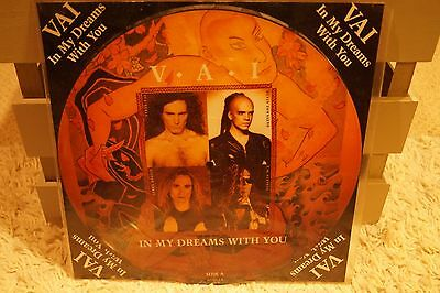 """VAI  In my Dreams with you    12"""" Vinyl Single Picture Disc"""