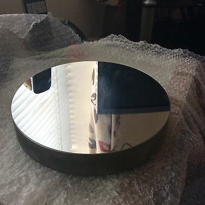 telesope mirror 214 mm wide 36 mm thick