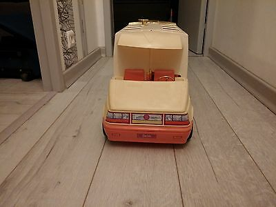 Barbie voiture Camping car