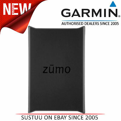 Garmin Motorcycle Mount Weather Cover Cap│For Zumo 590LM 595LM│010-12110-04│Blck