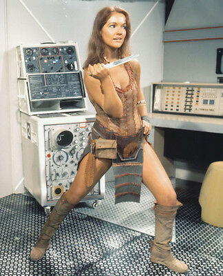 Louise Jameson UNSIGNED photo - H2399 - Doctor Who