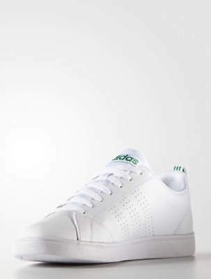 Adidas Sneakers Sport Shoes Neo Advantage Clean White green