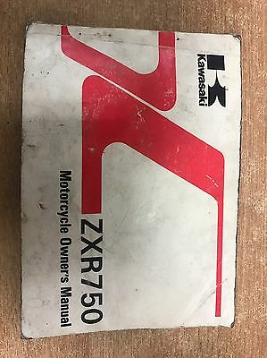zxr 750 h1 owners manual