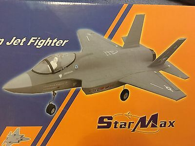 *NEW* F35 High performance RC ducted Fan jet Fighter