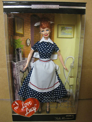 I Love Lucy Sales Resistance Hollywood Collection Barbie Doll MIMB