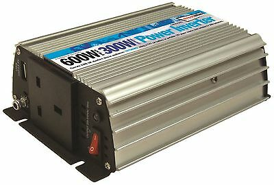 Streetwize SWINV300 Peak Inverter 300/ 600 W