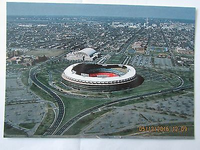 Stadionpostkarte, Robert F. Kennedy Memorial Stadium, Washington, D.C. United