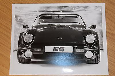 TVR ES Convertible Press Photograph 215 by 165 mm