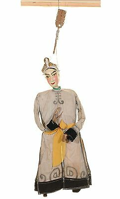"""Vintage Chinese Handmade Opera String Marionette Puppet Doll 27"""""""