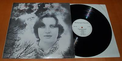 Miriam Backhouse - Gypsy Without A Road - 1972 UK Mother Earth Records Vinyl LP