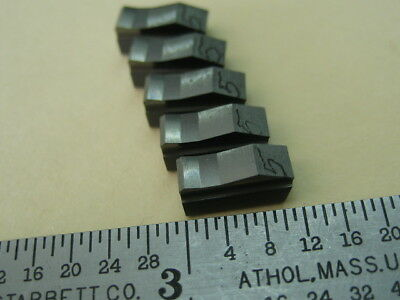 3 angle Valve seat cutter blades #5 for Neway/5pack 3angle seat cut in one pass!